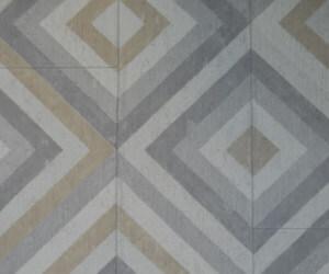 cusion floor diamond
