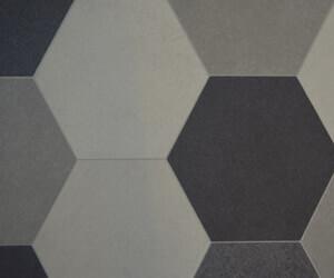 hex cusion floor vinyl