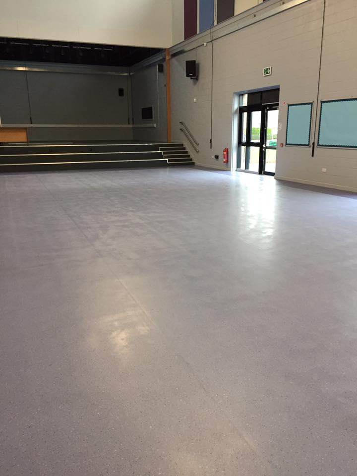 Commercial Contract Flooring Scotland Westend Flooring