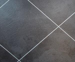 grey tile vinyl tile