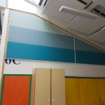 suspended sound insulation and wall cladding