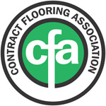 contract flooring logo