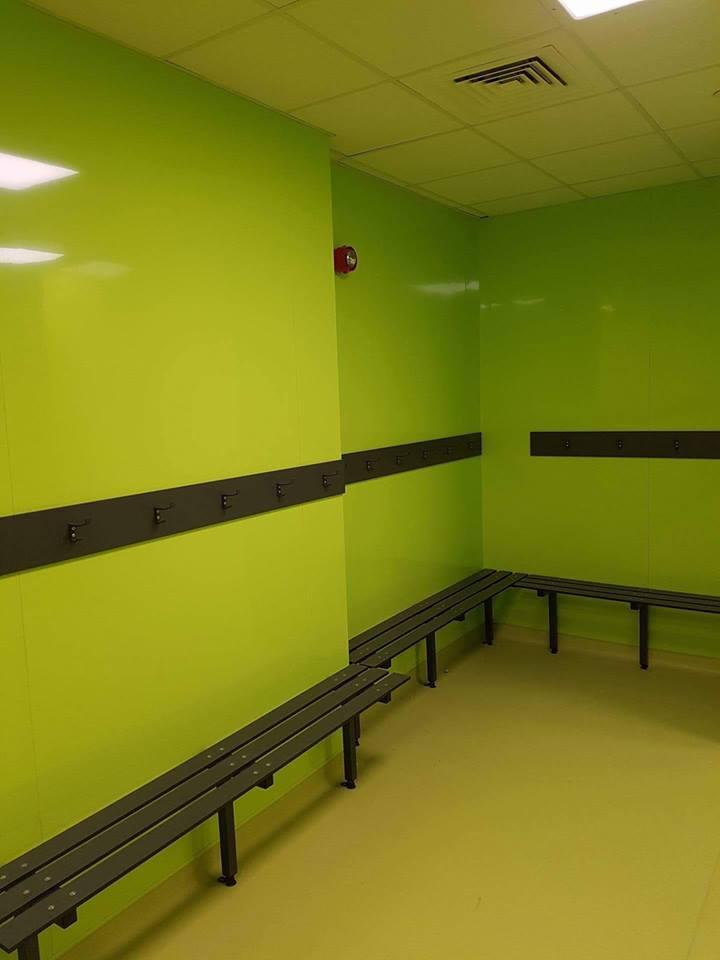 hygienic wall cladding 1