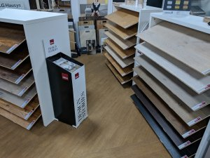 Kahrs engineered wood dundee