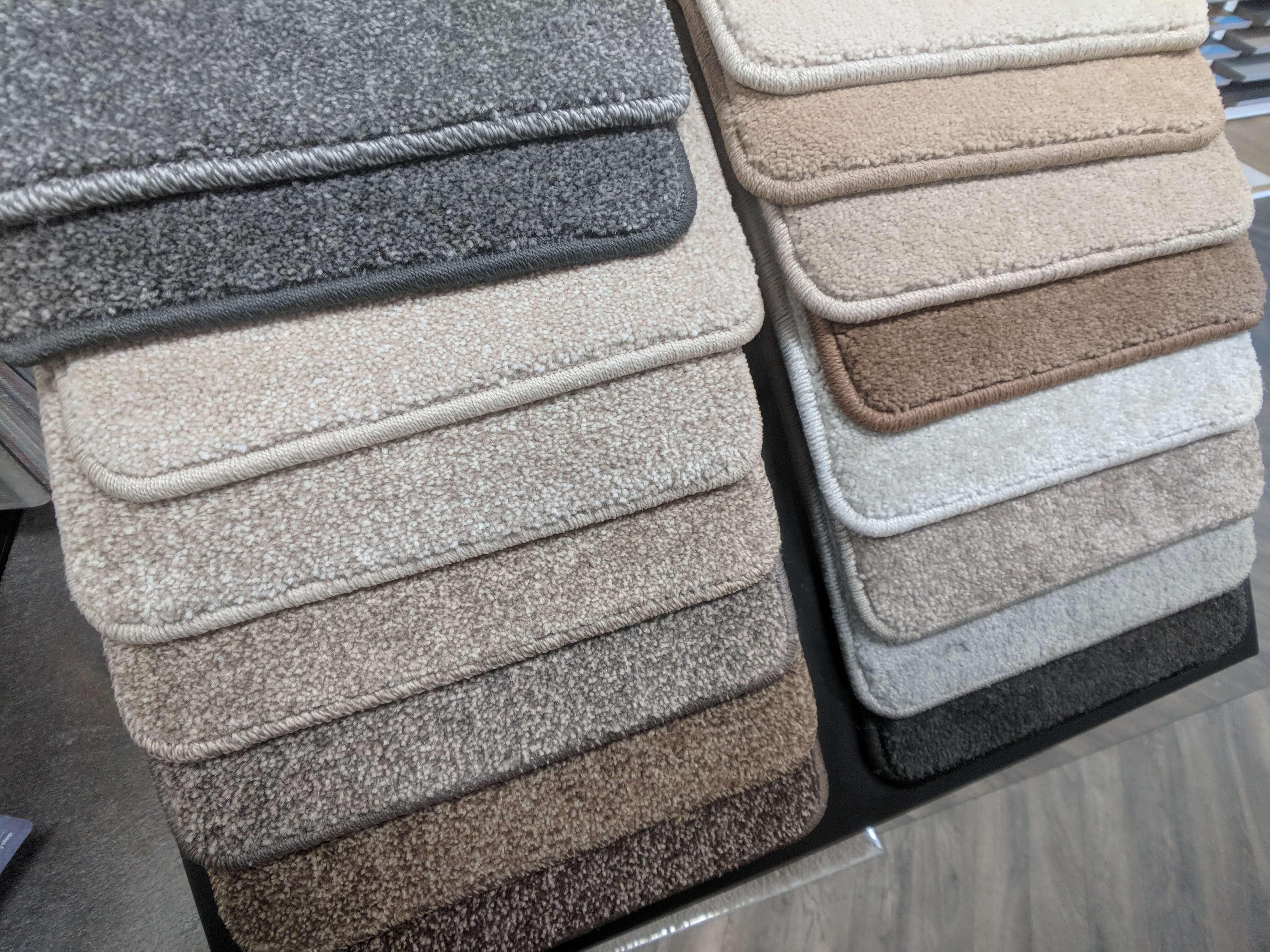 shades of gray carpet