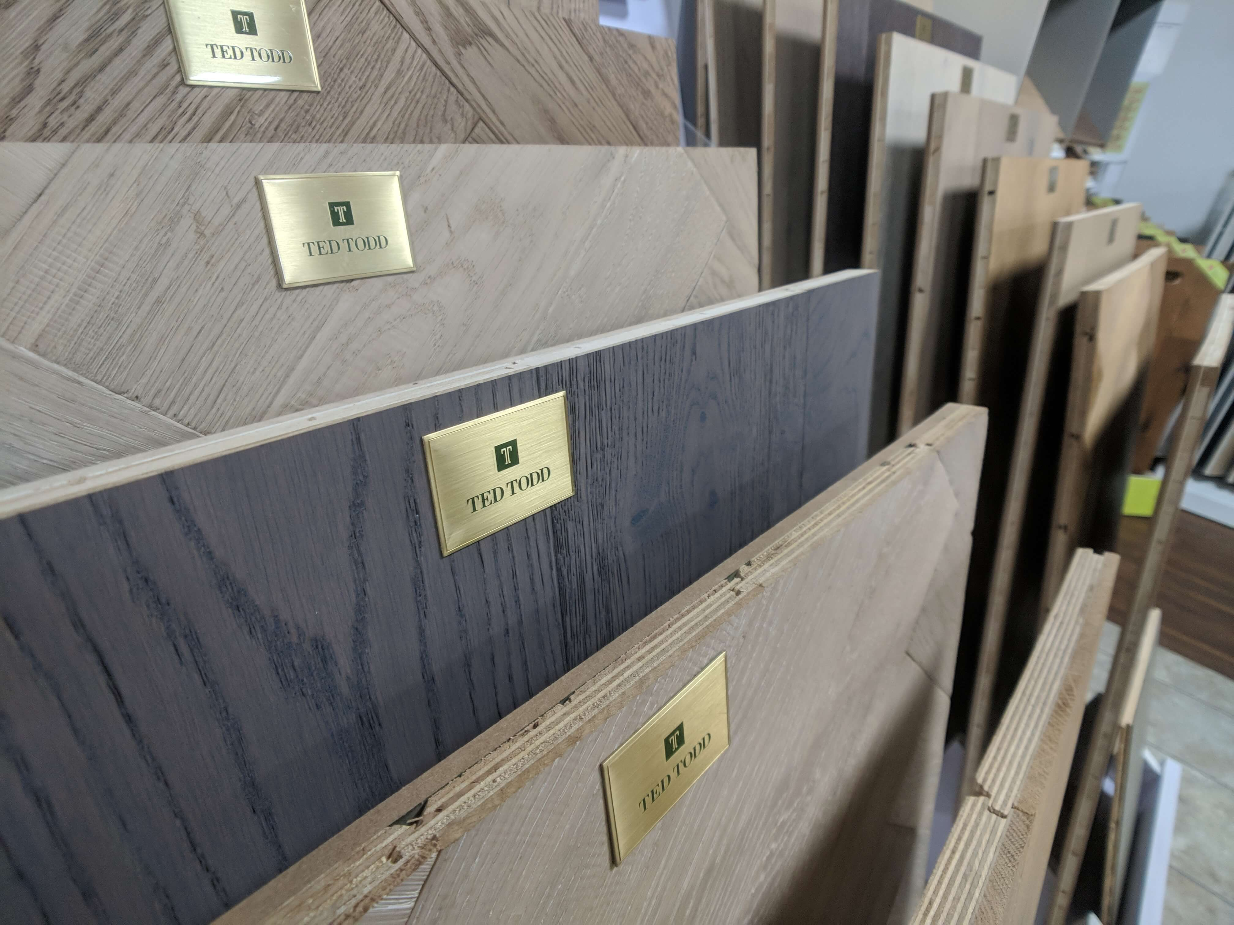 ted todd flooring options