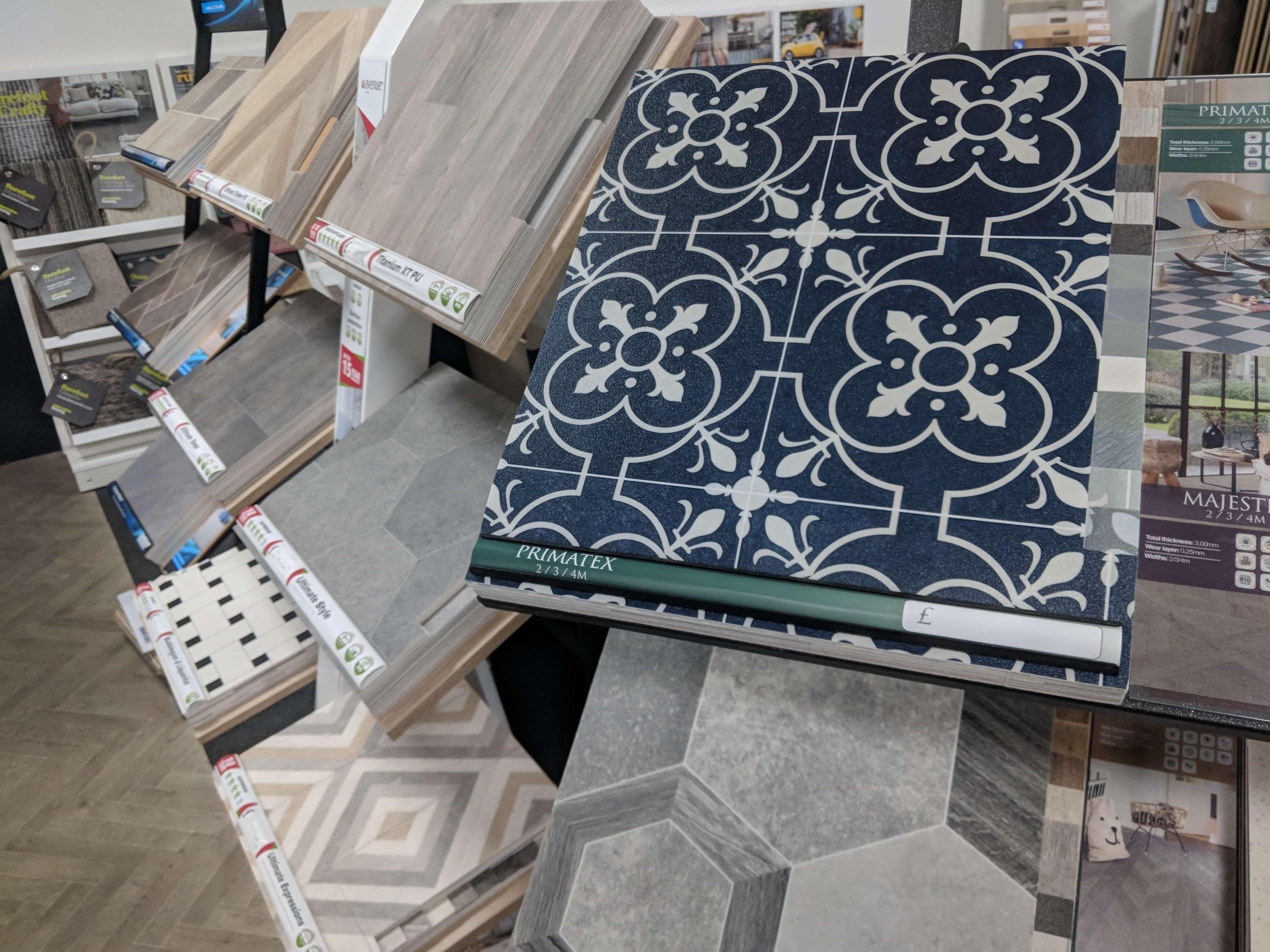cushion floor option