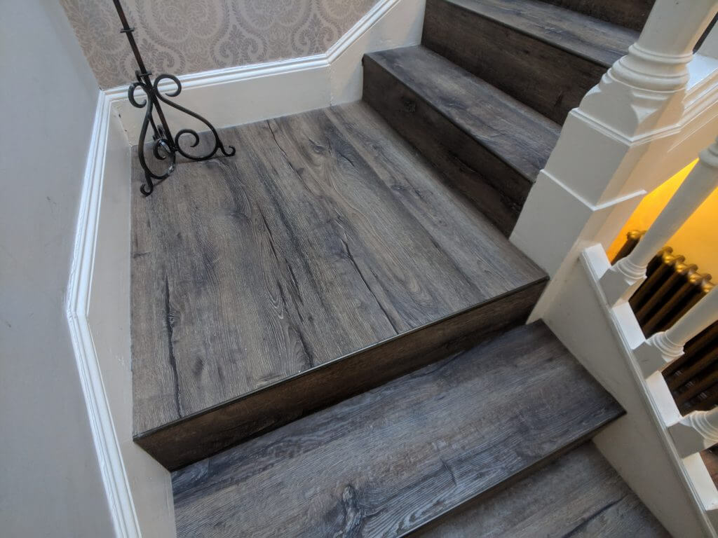 moduleo stair with nosing