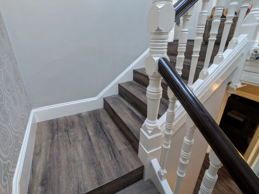 moduleo stair with nosing 1