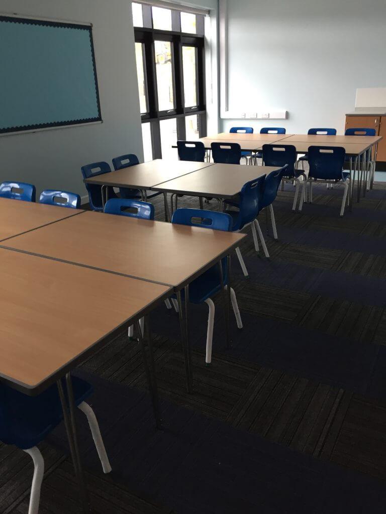 Sidlaw Primary Sidlaw Primary class floor