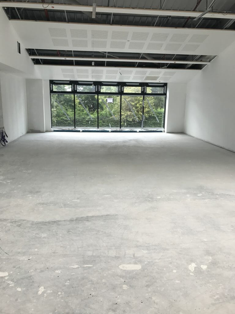 ninewells hospital done floor