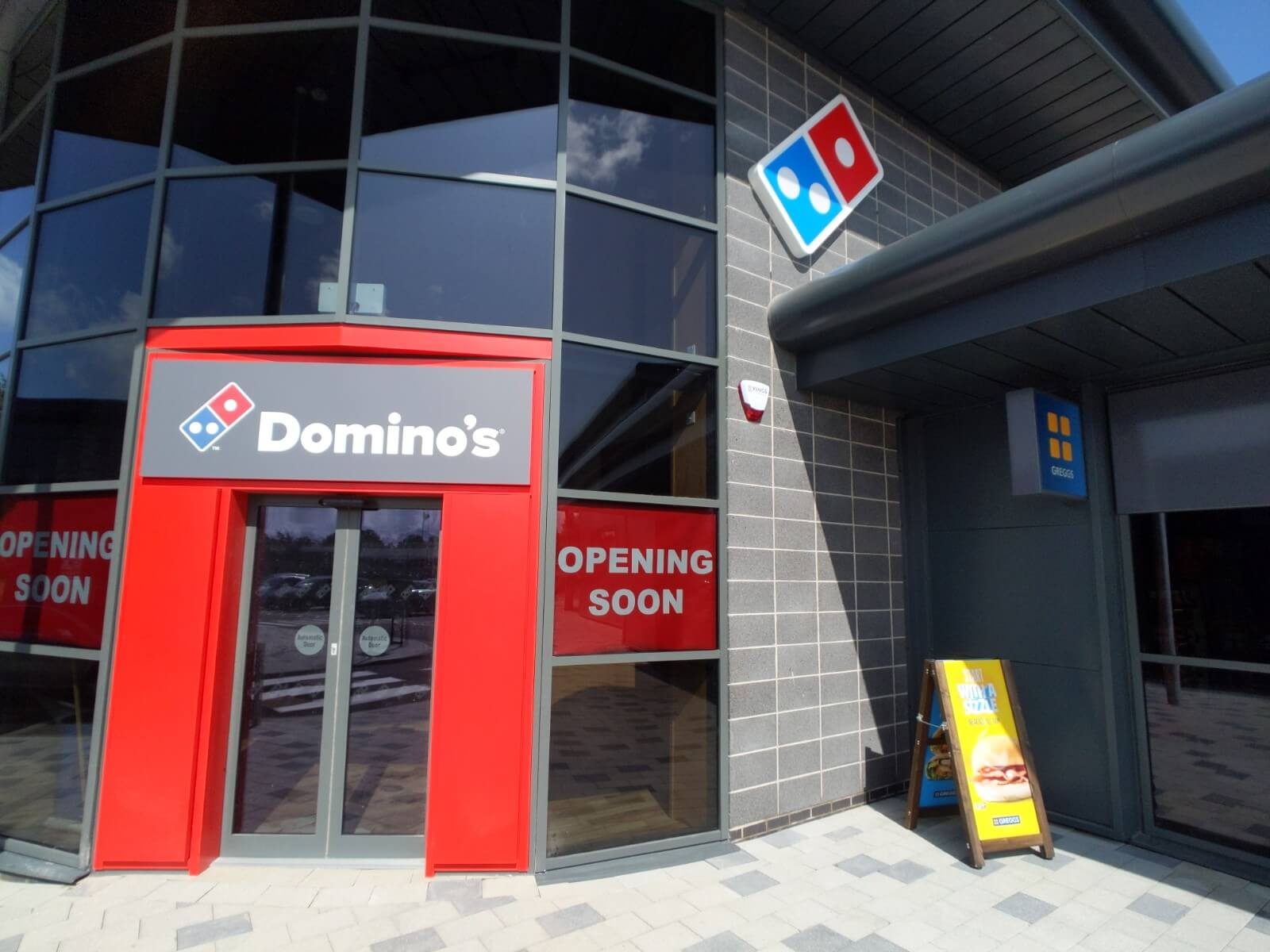 dominoes restaurant dundee